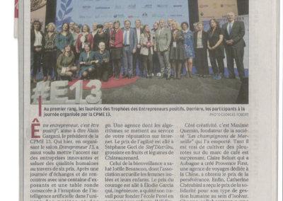 La Provence - CPME 4ème édition (Déc 18)