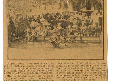 Le Petit Marseillais (25 mai 1933) – Page 1