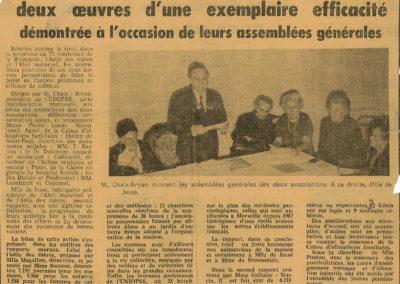 Le Méridional (2 février 1969)